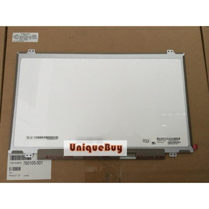 HB140WX1-300 pour BOE 14 pouces LCD écran panneau d'affichage 1366 (RGB) * 768 LVDS 40 broches