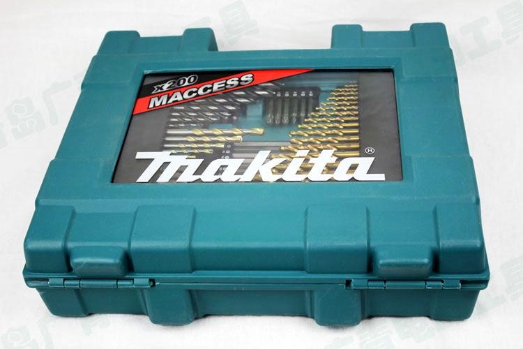 Makita MACCESS sorozat 200 db KIT fúrófejek Kötőfej-javító - Elektromos szerszám kiegészítők - Fénykép 6