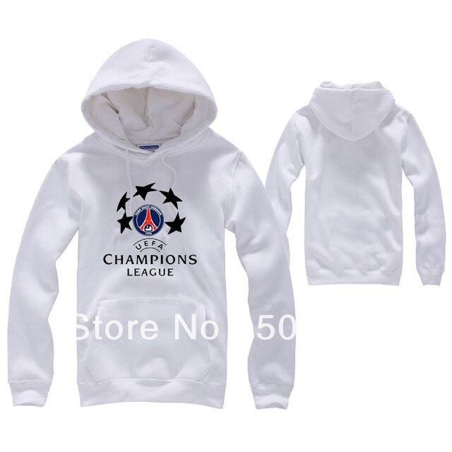 Sweatshirt Paris Long Saint White Men's League Germain Champions xBvS5AnXqX