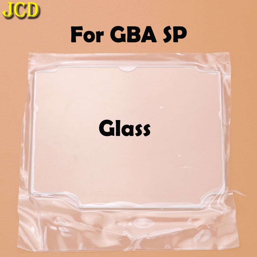 Image 5 - JCD 1 шт. пластиковая стеклянная линза для GBA экран sp крышка объектива для NAND Gameboy Advance SP Защита объектива W/adhension-in Сменные детали и аксессуары from Бытовая электроника