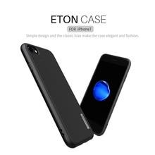 Для iphone 7 Случае крышка корпуса Nillkin ИТОН Чехол для Apple iPhone 7 4.7 »ПК + ТПУ Задняя Крышка работы с магнитного автомобиля держатель