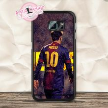 Messi Football Golden Boot Soccer Case For Samsung Galaxy S9 S8 S7 S6 Edge Plus S5 S4 active Core Win Note 5 4 цена