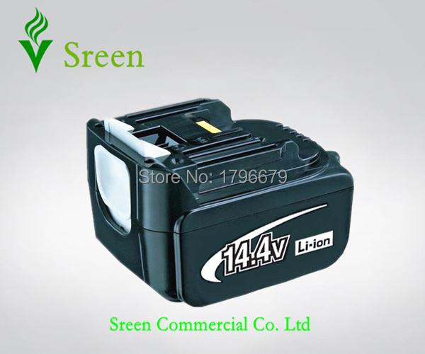 New 14.4V Li-ion 3000mAh Power Tool Battery Replacement for Makita Rechargeable Battery BL1430 194065-3 194066-1 power tool battery hit 25 2v 3000mah li ion dh25dal dh25dl bsl2530 328033 328034 page 7
