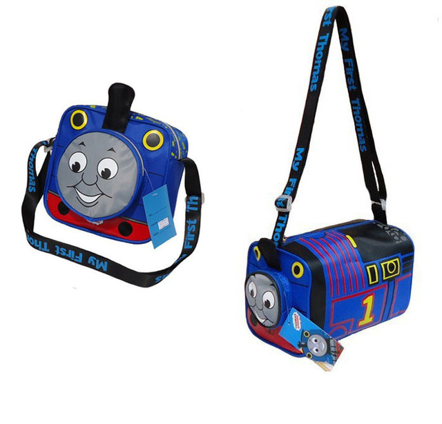 Niños bolsos crossbody thomas tren a prueba de agua niño almohada de ...