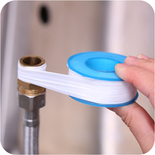 Bathroom Faucet Accessories Free Shipping Sealing Tape Water Pipe Plugging Waterproof Tape Faucet with a Sealant Tape 3PC