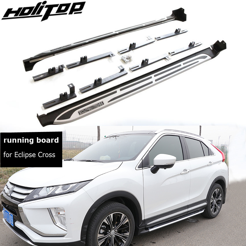 Newest running boards side step foot nerf bar for Volkswagen TIGUAN 2008 2016 fasion luxury style