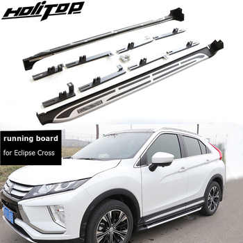 Match for Mitsubishi Eclipse Cross 2018-2019 foot board side bar running board pedals.thicken aluminum alloy.Asia free shipping. - DISCOUNT ITEM  35% OFF All Category