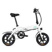 14 дюймов складной Мощность помочь Электрический велосипед Скутер мопед для е байка 250 Вт Мотор 36В 7.8AH/10.4AH легкий складываемый Электрический