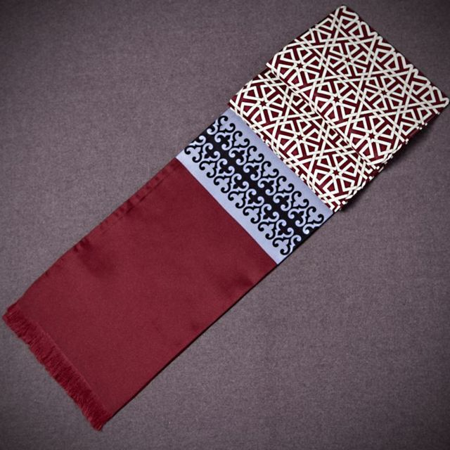 [30% de DESCONTO] 13.5x143 CM lenço de seda dom lenço de terno formal dos homens de Alta Qualidade Frete Grátis