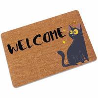 Floor Mat Non slip Carpet Pad Doormat For Hallway, Kitchen, Bathroom, Floor, Outdoor, etc Bedroom Bathroom
