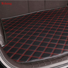 Boot Mat Rear Trunk Cargo Floor Tray Car Accessories  FIT FOR NISSAN  Teana Altima X Trail, Qashqai, Sunny, Sylphy Sentra