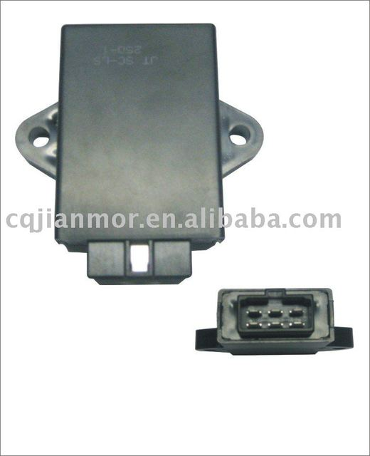 GN250 CDI unit  of motorcycle parts