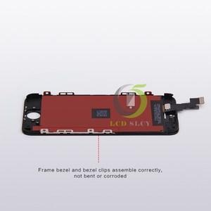 Image 5 - ЖК дисплей Pantalla для iPhone 5C, экран с дигитайзером и сенсорным экраном AAA +++, сменная деталь в сборе, закаленная пленка с инструментами