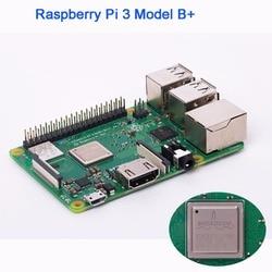 Presale ! Original Raspberry Pi 3 Model B+ 1 GB LPDDR2 SDRAM, RPI Modle B Plus Board Quad-Core WiFi & Bluetooth RCmall FZ3232