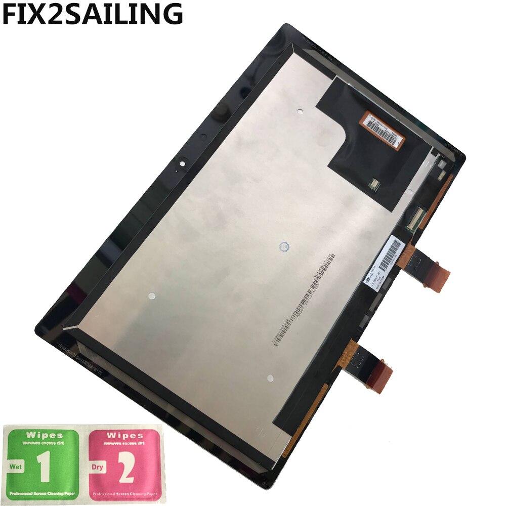 LCD Assemblée LCD Screen Display Tactile Digitizer Panneau Pièces De Rechange Pour Microsoft Surface Pro 1