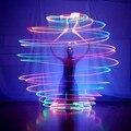 2016 Горячее продавая Высокое качество танец живота аксессуары женщины led poi брошенный мячи аксессуары ручной танец живота реквизит на продажа