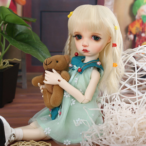 Image 5 - AImd 3.0 Colette 1/6 BJD SD 인형 바디 걸스 보이즈 수지 피규어 isoom ball jointed Doll