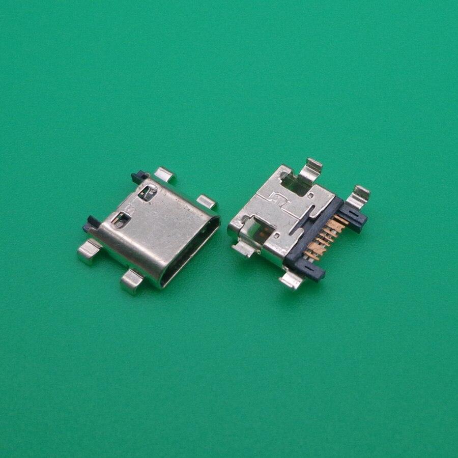 100pcs For Samsung G530 G7102 G7106 G350 I8262 S7582 S7580 G355 Micro Usb Charge Charging Connector Plug Dock Socket Jack Port