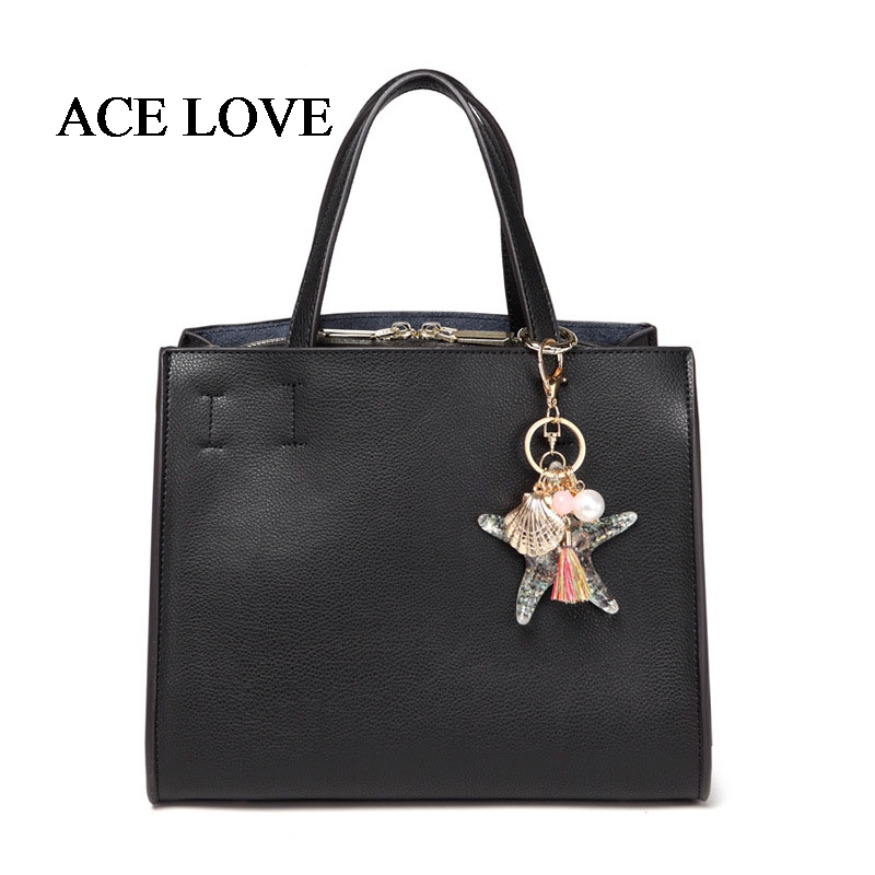New Women Handbags Real Split Leather Shoulder Bags with Star Design High Quality Famous Designer Ladies Crossbody Tote Bag famous women frame handbag patent leather shoulder bag ladies designer handbags high quality large capacity tote crossbody bags