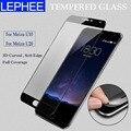 LEPHEE Meizu U10 Tempered Glass Meizu U20 Film 3D Curved Full Cover Screen Protector Carbon Fiber Soft Edge Meizu U10 U20 Film
