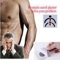 10 unids/set ZB Prostática Navel Yeso tratamiento Prostatitis infección del tracto urinario prostatitis cura masaje yeso de urología
