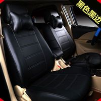 special car seat covers for Haval h2/3/5/6/8/9 m4 c30/50 coolbear lifan 320 520 620 X60 Chery tiggo qq qq3/6 a1 x/m1 pu leather