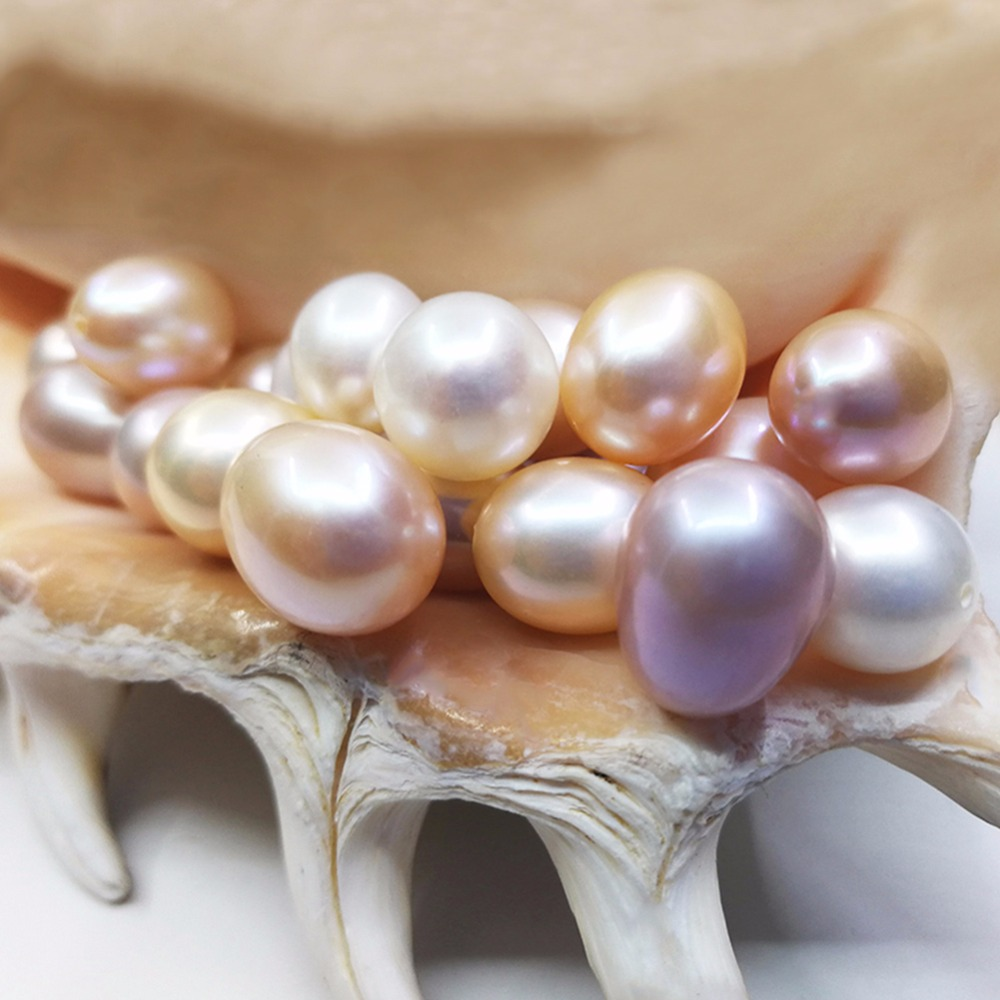 Vacuum Pack Love Wish Pearl Freshwater Oyster Mussel Shell DIY Pearl For Necklace ValentineS Day Women Gifts 7.5*6.5*1CM