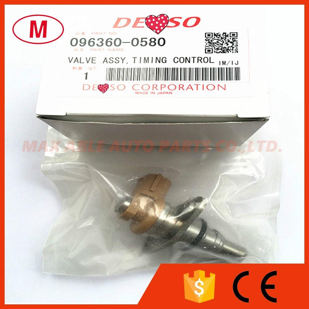 Original 096360 0580 0963600580 Diesel Suction High Pressure Oil Pump Control Valve SCV