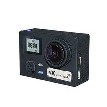 AT N460 4K 170 Degree Wide Angle Ultra HD WiFi Gyro Anti Shake FPV Action Camera