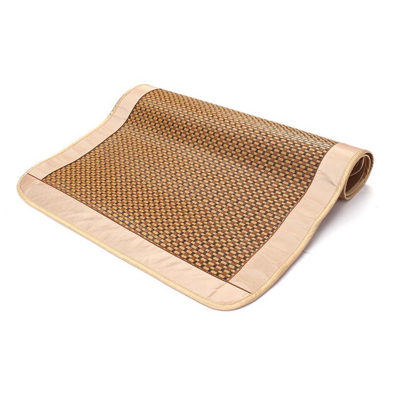 Retro Stain Resistant Sofa Cover Delicate Pad Rattan Mat Sofa