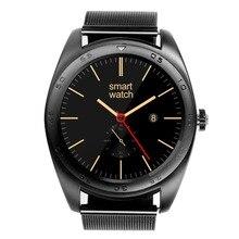 K89 Smartwatch Bluetooth 4,0 Schrittzähler Pulsmesser Smart Uhr Mit Drei achsen Beschleunigungsmesser Lautsprecher
