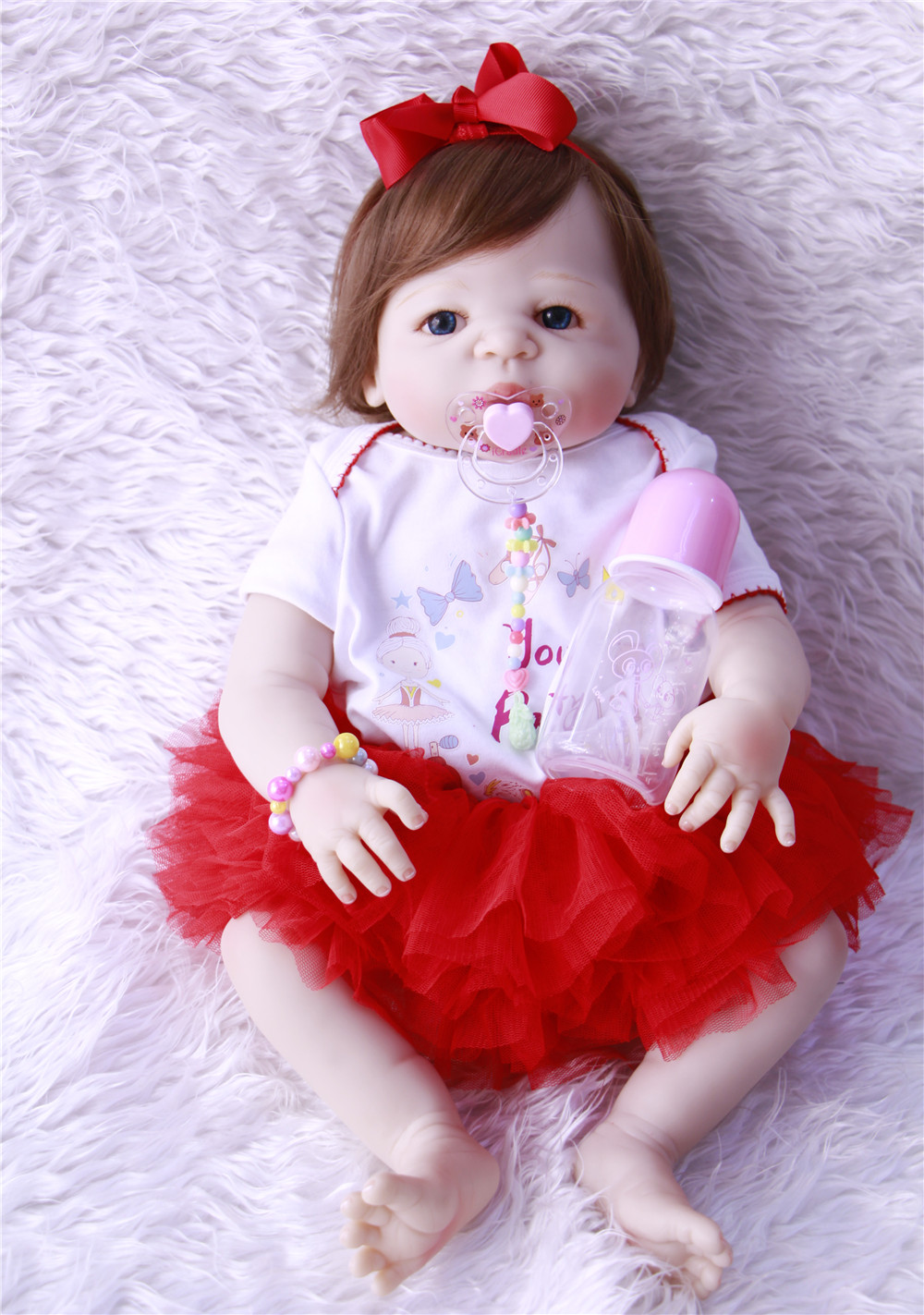Doll Baby 55CM 22inch Doll Bebe Reborn Dolls Girl Lifelike full Silicone Reborn Doll Fashion Boy Newborn Reborn Babies dollmaiDoll Baby 55CM 22inch Doll Bebe Reborn Dolls Girl Lifelike full Silicone Reborn Doll Fashion Boy Newborn Reborn Babies dollmai