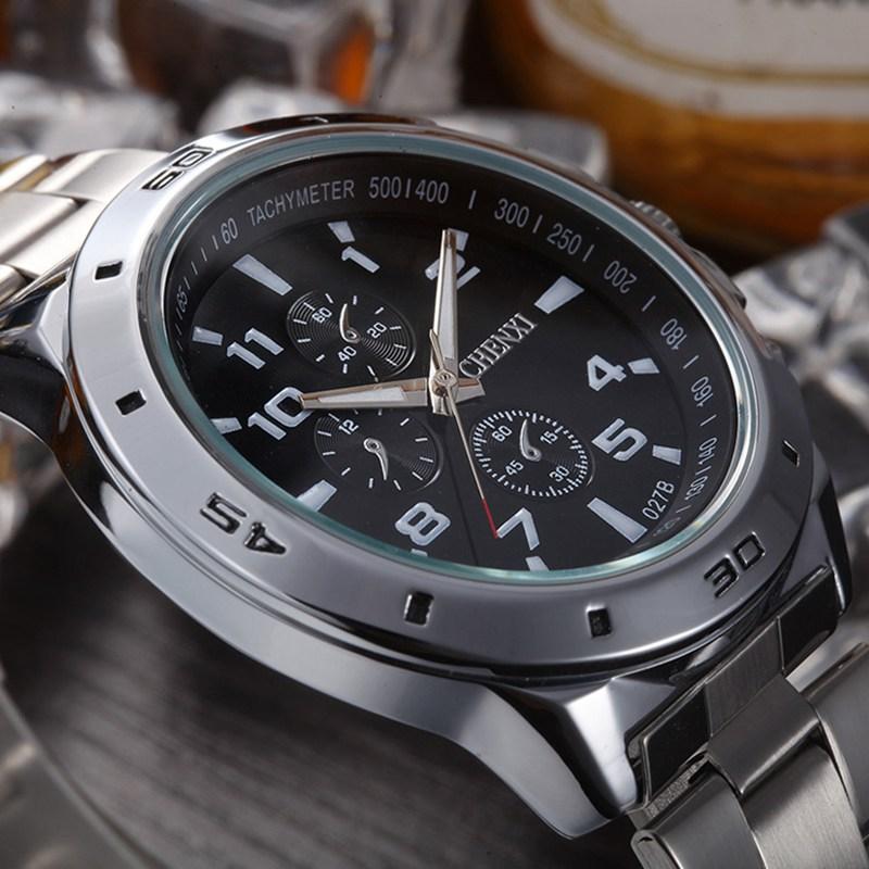 Μόδα Ανδρικά ρολόγια Μοναδικά Κομψά - Ανδρικά ρολόγια - Φωτογραφία 4