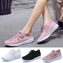 SAGACE Женская тканая обувь повседневная обувь из хлопка с ремешками без шнуровки для женщин, прогулочная обувь, Размеры 35-43, кроссовки, лоферы, мягкая обувь zapato