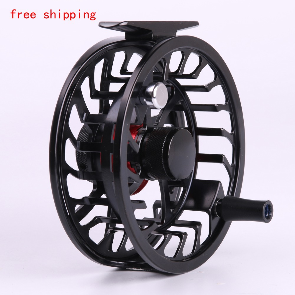 Maximumcatch HVC 7/8 Weight  Exclusive Super Light  Fly Reel Chinese CNC Fly Fishing Reel Large Arbor Aluminum Fly reel