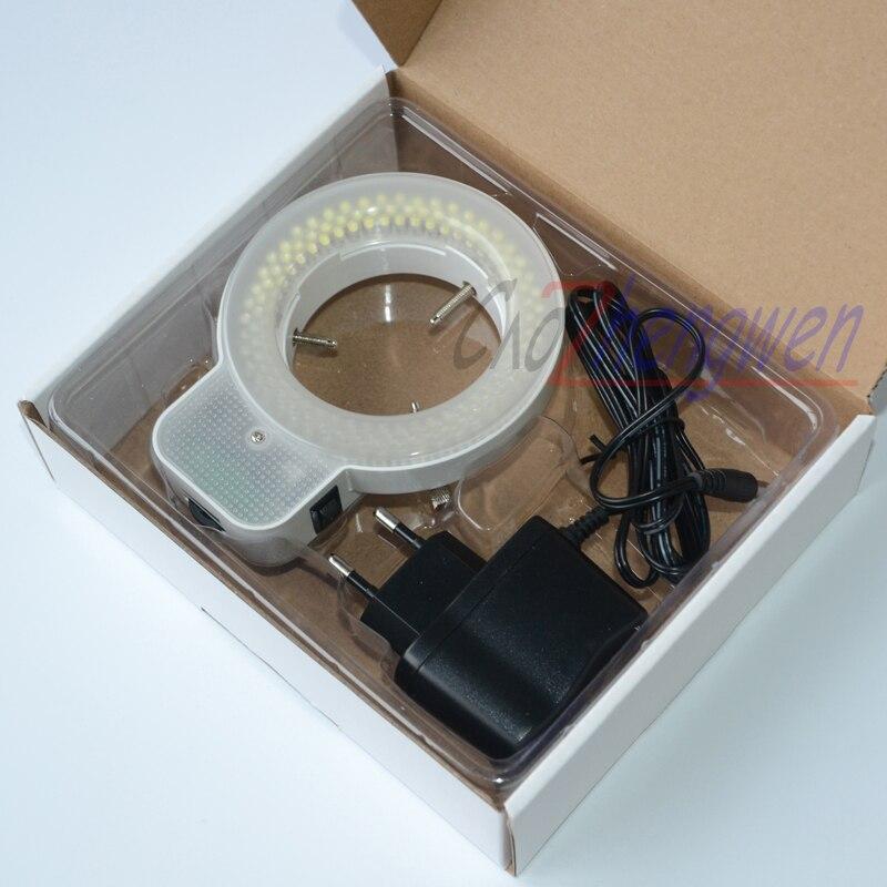 FYSCOPE 144 pcs puede controlar luz LED microscopio de anillo blanco - Instrumentos de medición - foto 3
