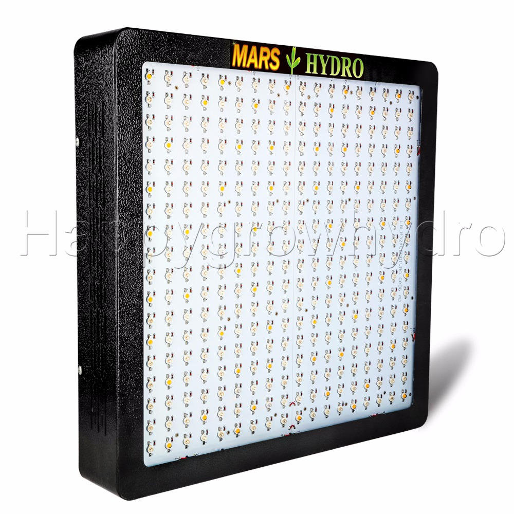 все цены на  Mars Hydro MarsII 1600 LED Grow Light  Full Spectrum IR Veg Flower Indoor Plant Hydroponic System  онлайн