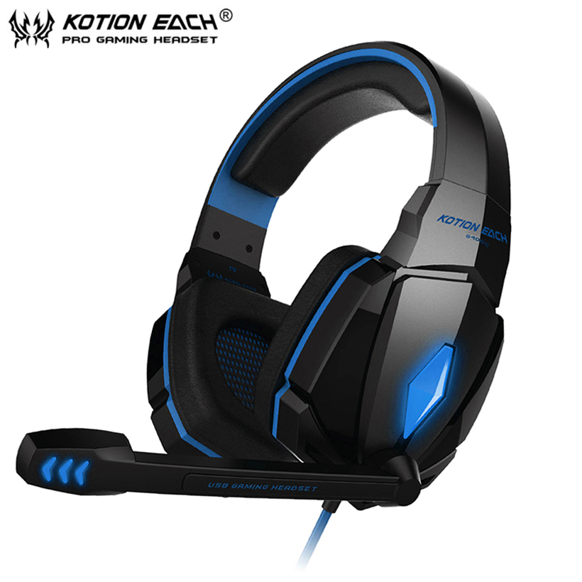 foldable gaming headset kotion each b3506 wireless bluetooth v4 1 headphones with mic for sony. Black Bedroom Furniture Sets. Home Design Ideas
