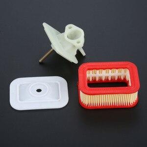 Image 1 - DRELD papel de motosierra 5200 5800 52/58CC, juego de filtros de aire, piezas de herramientas de jardín