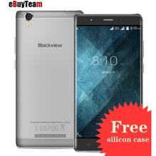 Original Blackview MTK6580 A8 Smartphone Android 5.1 5.0 pulgadas IPS HD Quad Core Teléfono Móvil 1 GB RAM 8 GB ROM 8MP Envío caso