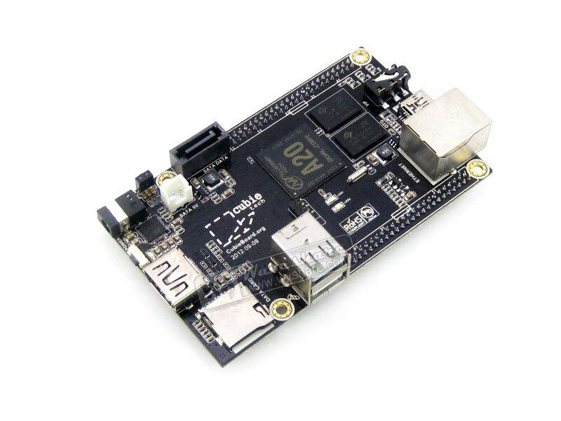 2 a20 cubieboard raspberry pi como cubieboard a20 placa de desarrollo de doble n