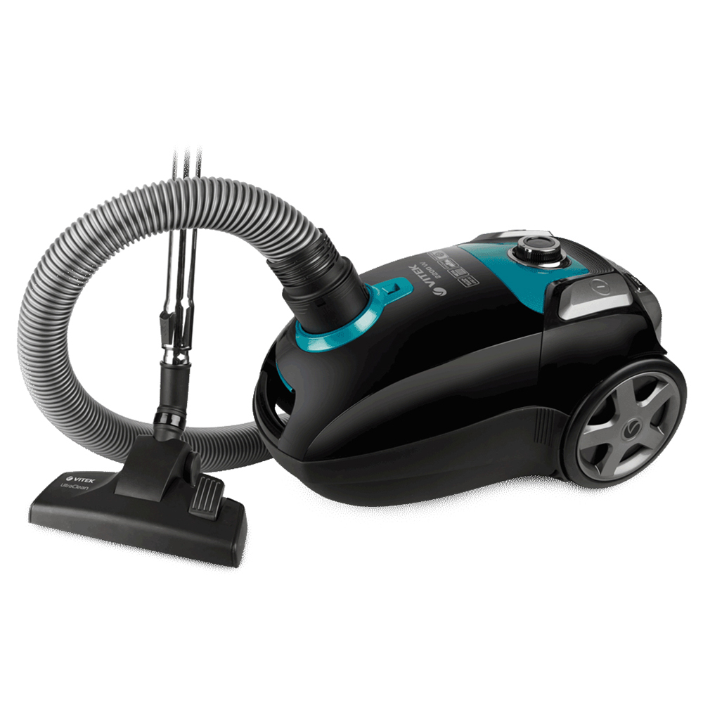The electric vacuum cleaner Vitek VT-1898 BK vacuum cleaner vitek vt 8130 bk