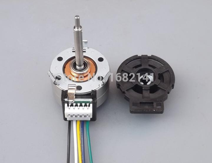 Nmb linear actuator 2 phase 4 wire 35 stepping stepper for Stepper motor linear actuator