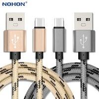 USB Typ C Kabel 25 cm 1 m 1,5 m 2 m 3 m Schnelle Lade Typ-C Kabel für Samsung S10 S9 S8 Plus Huawei P30 Pro Xiaomi Mi9 Lange Draht