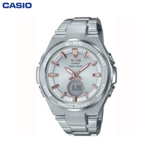 Наручные часы Casio MSG-S200D-7AER женские кварцевые на браслете