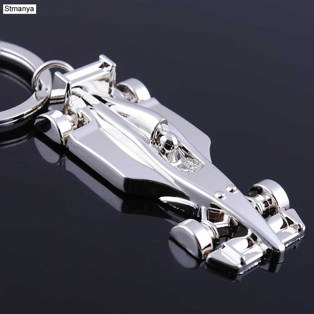 New Arrive Racing Key Chain Silver Color Alloy Full Wheel Car Key Chain F1 Racing Car Keychain For Christmas Gift Key Ring 17026 Car Keychain Key Chaincar Key Chain Aliexpress
