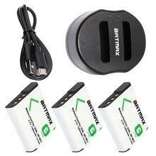 Carregador para Sony 3X Baterias Np-bg1 NP Bg1 & Dual Cyber Shot- Dsc-h9 Dsc-h10 Dsc-h20 Dsc-h50 Dsc-h55 Dsc-h70 Dsc-h90 Câmera
