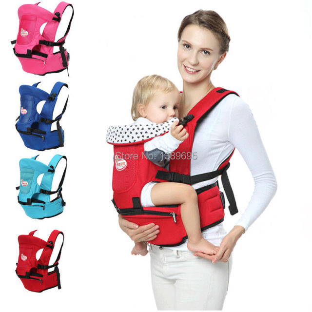 Breathable Brand Baby Wrap Sling Stretchy Carrier Multifunctional