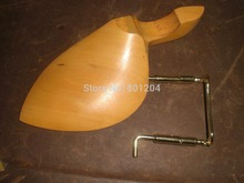 2 PCs Boxwood Violin Chin rest with 2 pcs chin rest screw all 4/4 without chin rest holes