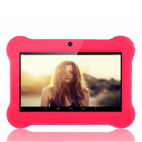 BDF 7 Inch Kids Gift Tablets Quad Core Android 4 4 1024 600 HD Capacitive Screen
